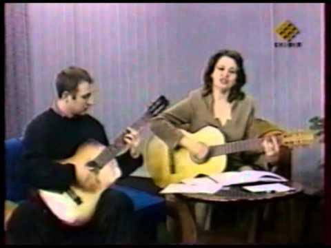 Песни под гитару Алена Кравченко. Архив-2004г.