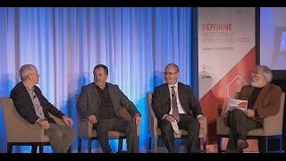 Panel d'experts du Séminaire FTQ sur la retraite 2016