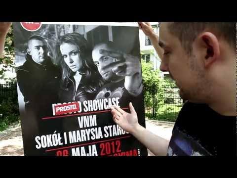 Sokol zaprasza na Prosto Showcase, 26 maja 2012