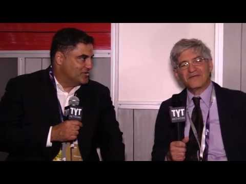 Michael Isikoff Interview With Cenk Uygur At The Republican National Convention