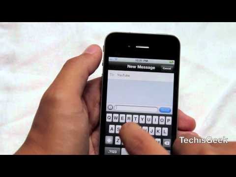 Swype Beta for iPhone type words by swiping the keyboard