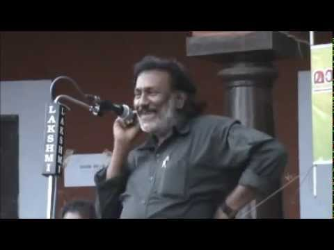 Kureepuzha Sreekumar - Maanavika Saamskarika Veydi Palakkad 4 video