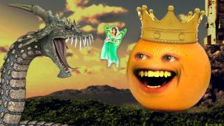 Annoying Orange - Once Upon an Orange