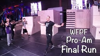 Erik Mukhametshin | WFPF Pro-Am Championship | Final Run