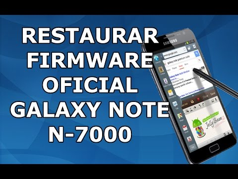 Oficial En Galaxy Note N7000 [UNBRICK]  How To Make & Do Everything