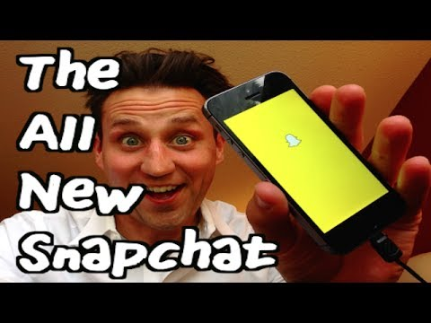 How to Use the New Snapchat Update