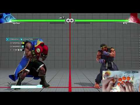 The 2nd volume of Street Fighter V trials for Balrog. Performed by Chupri with fightstick cam and inputs shown. This is available after the Ed patch (5/30/17). Comments and feedback are welcomed!...