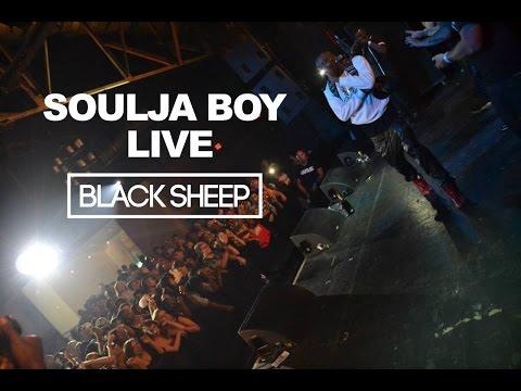 Soulja Boy Performs