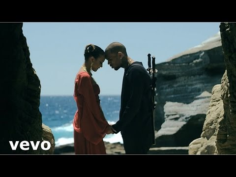 Chris Brown - Without You (Music Video)