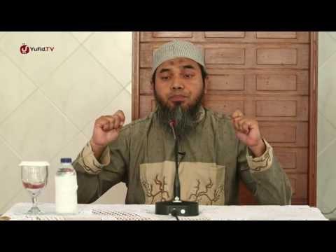 Kajian Islam: Pentingnya Belajar Tauhid - Ustadz Afifi Abdul Wadud (LANUD ADISUCIPTO) [Revisi]