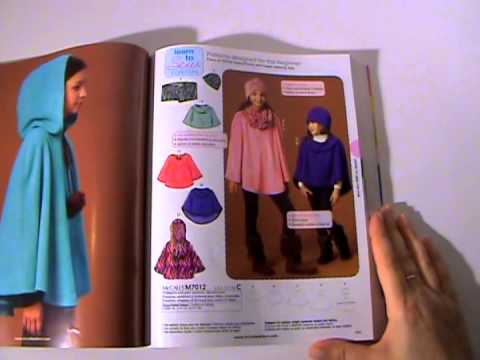 How To Read A Sewing Pattern Book