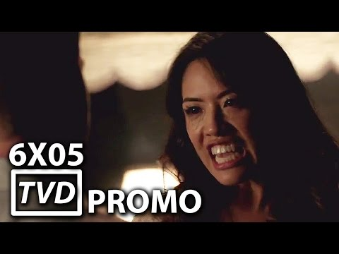 "The Vampire Diaries 6x05 Promo ""The World Has Turned and Left Me Here"""