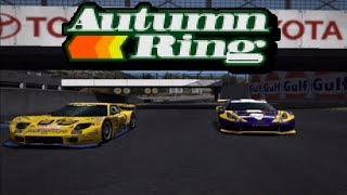 Gran Turismo 1-6 - A lap of Autumn Ring #autumnring #granturismo