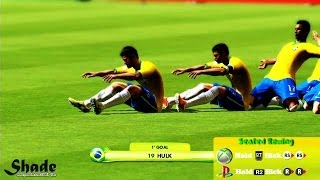 2014 FIFA World Cup Brazil All Celebrations Tutorial   Xbox & Playstation   HD 1080p