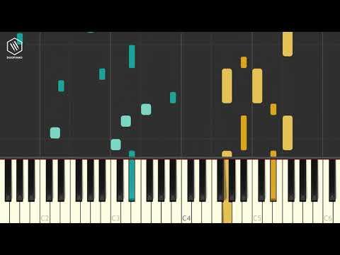 EXO - 전야 (前夜) (The Eve) Piano Tutorial