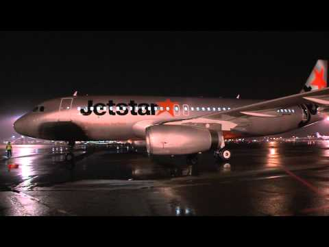 First A320 aircraft for Jetstar Japan