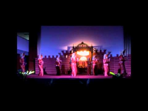 Gending Sriwijaya Dance Performed At It Telkom, Bandung video