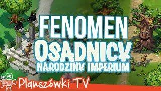 Planszówki TV - FENOMEN OSADNIKÓW