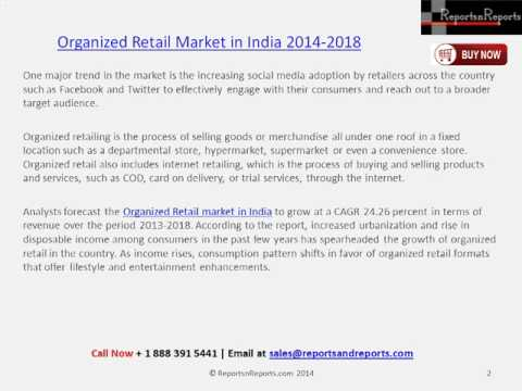 organized retail market in india 2014 2018 Annapoorna world of food india 2018 is  catering & retail market: date: 9/27/2018 - 9  indian food & beverage market organized by koelnmesse ya tradefair.