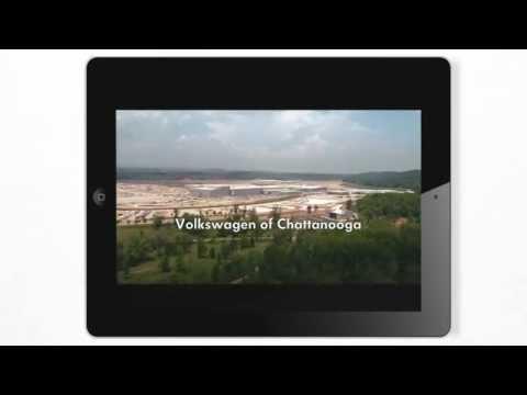 Volkswagen AG Annual Report 2011 iPad App