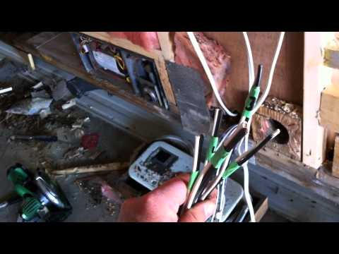 RV trailer tear-down and repair Part 6