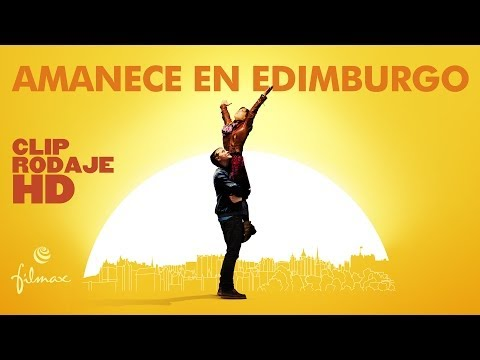 AMANECE EN EDIMBURGO - Así se rodó el cameo de The Proclaimers