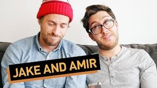 Jake & Amir: Dating Apps