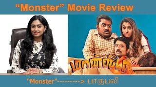 Monster Movie Review by Dr.Abilasha Psychologist | MANAM SOLLUDHU | S.J.Surya| Priya Bhavani Shankar