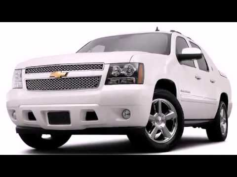 2013 Chevrolet Avalanche Video