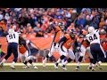 Denver Broncos victory over the San Diego Chargers, 35-21.