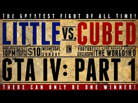 Little Vs. Cubed: Liberty City Survivor - GTA IV