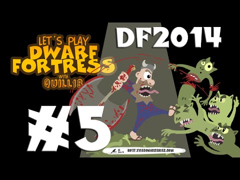 Dwarf Fortress 2014: Candy Quest - #5