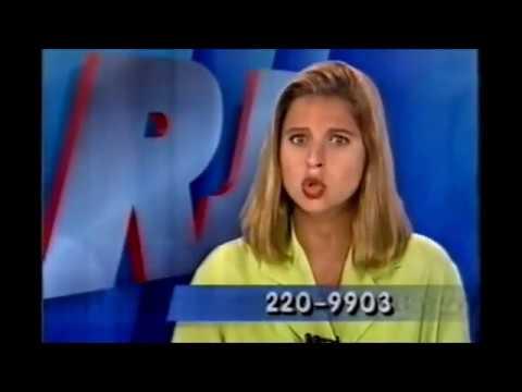RJTV 2ª Edição: 12/05/1994 - Trecho.