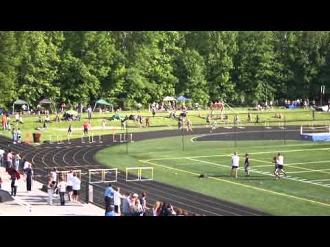 300 Meter Hurdles UCBAC.wmv