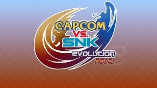 Boss Team vs. Shadaloo - CAPCOM VS. SNK EVOLUTION REV 2