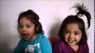 Gajale Gajale by two sisters