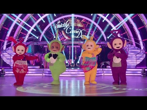 Teletubbies Do the Strictly | Strictly Come Dancing | BBC One