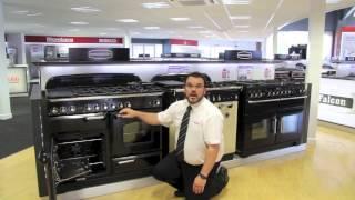 Rangemaster Classic Deluxe 110 Cooker Product Demonstration
