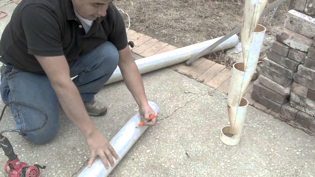 Acuaponia como hacer una torre de cultivo aquaponic - Como plantar marihuana en casa paso a paso ...