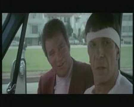 Star Trek IV - The Voyage Home - Trailer