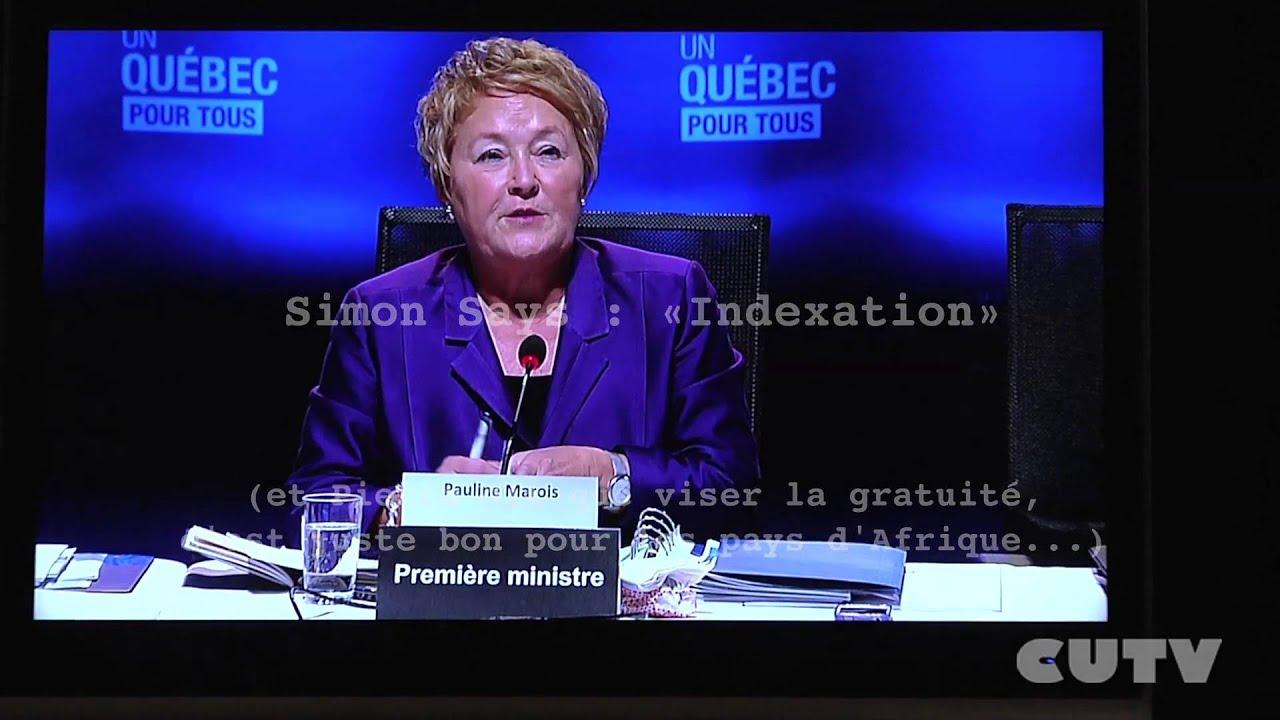 La Nuit du Printemps - Reportage au Sommet sur l'Enseignement Suprieur
