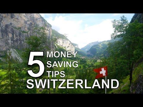 5 Money Saving Tips: Switzerland on a Travel Budget