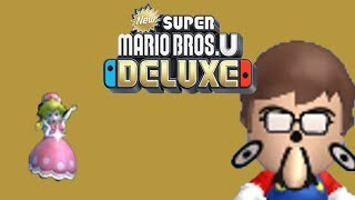 Peachette and Mr. Dull Join the Game! | New Super Mario Bros. U Deluxe
