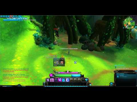 WildStar beta: Assassination: Duskfang soldier path quest
