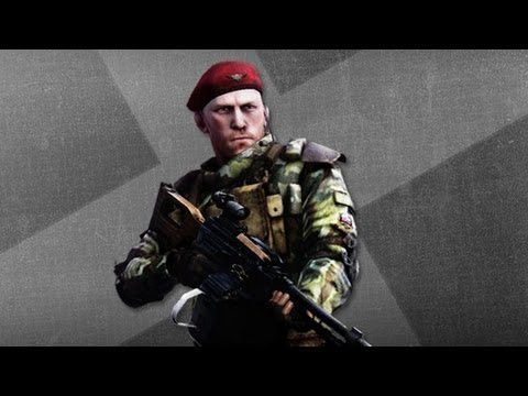 BFBC2: The Return of Milosh