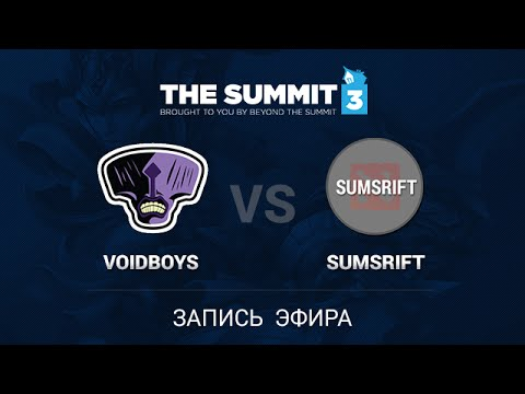 Void Boys -vs- Summer's Rift, THe Summit 3 NA PreQualifiers, Quarterfinal, game 2