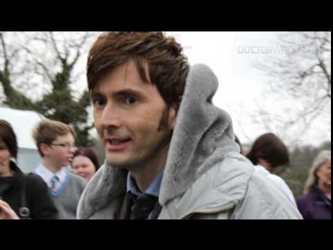 David Tennant Talks 50th Anniversary Radio 2 Interview April 2013