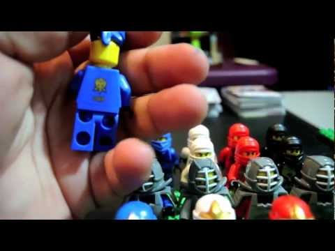 My Lego Ninjago Ultimate Collection Review (3rd update) LSP