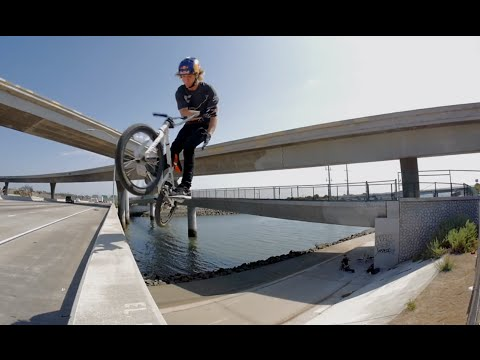 BMX - Drew Bezanson's Street Style