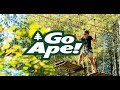 GO APE: 2017 WITH GO PRO (Sherwood Forest)